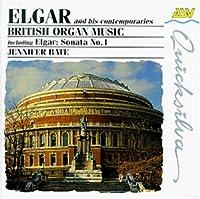 Elgar;British Organ Music