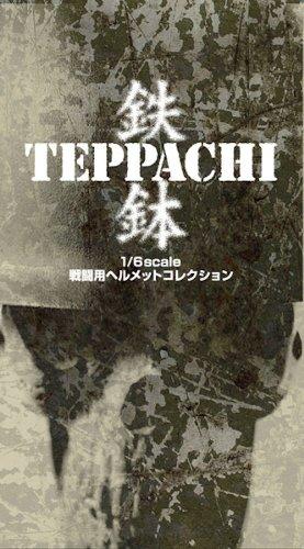 TEPPACHI 戦闘用ヘルメットコレクション BOX