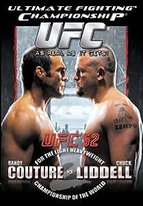 Ufc 52: Randy Couture Vs Chuck Liddell [DVD] [Import]