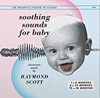 SOOTHING SOUNDS FOR BABY, VOLUMES I-III [3LP] (180 GRAM BLACK AUDIOPHILE VINYL) [12 inch Analog]