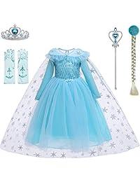 女の子のスカート 女王 子供用ドレス ティアラセット