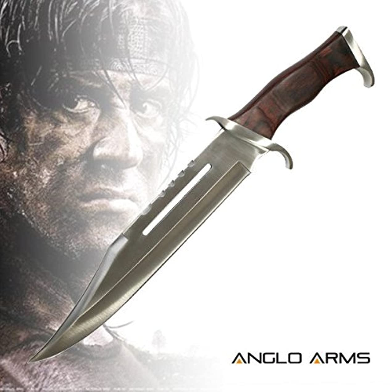 不承認最大化する挑むRambo IIIデラックスナイフ