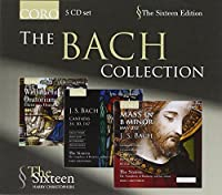 Bach Collection (Box) by Sixteen (2009-09-08)