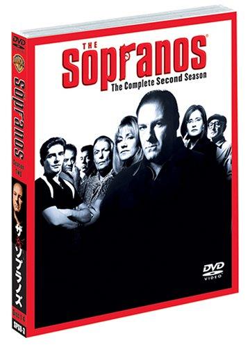 ザ・ソプラノズ 哀愁のマフィア 〈セカンド・シーズン〉 [DVD]の詳細を見る