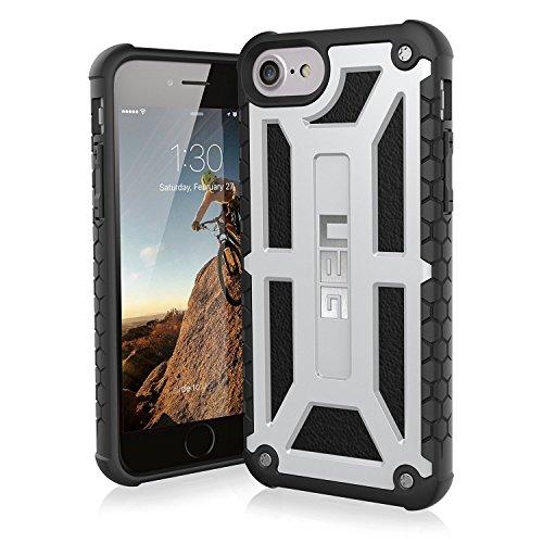 Urban Armor Gear UAG iPhone 7/6s用 Monarch Case プラチナム UAG-IPH7-P-SLV