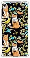 sslink ZenFone Live ZB501KL ハードケース ca1324-3 CAT ネコ 猫 スマホ ケース スマートフォン カバー カスタム ジャケット ASUS
