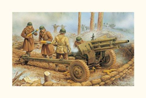 プラモデル 1/35 M2A1 105mm榴弾砲