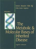 The Metabolic and Molecular Bases of Inherited Disease, 4 volume set