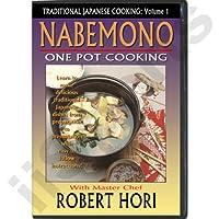 Traditional Japanese Cooking Nabemono DVD Robert Hori