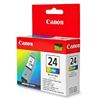 Canon BCI-24 Ink Tank - Color Ink 並行輸入品