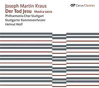Der Tod Jesu. Musica Sacra (Carus Classics)