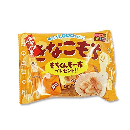 チロル 人気の駄菓子 7個入りチロル チョコ きなこもち ( 10袋入 )