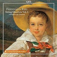 String Quartets Vol.3: Qu