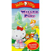 Wizard of Paws [VHS]