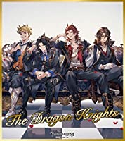 グランブルーファンタジー ミニ色紙 The Dragon Knights ランスロット ヴェイン ジークフリート パーシヴァル 四騎士 グラブル