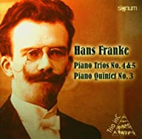 ピアノ三重奏曲.4、5、ピアノ五重奏曲.3 Trio In C、Kalbhenn(Vn)、K.opitz(Va)
