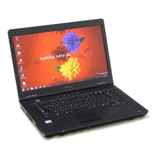 中古ノートパソコン 東芝 dynabook Satellite L45 266E/HD PSL452D6EF75GW