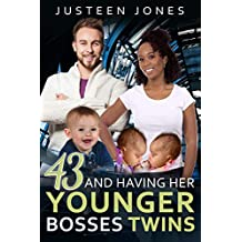 43 And Having Her Younger Bosses Twins (Billionaire, Older Woman, Younger Boss, Surprise Twins Romance)