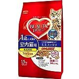 ビューティープロ キャット 成猫用 1歳から フィッシュ味 1.5kg