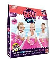 Zimpli Kids Gelli Baff-2 Use Bath Gel Toy Pink 600g [並行輸入品]