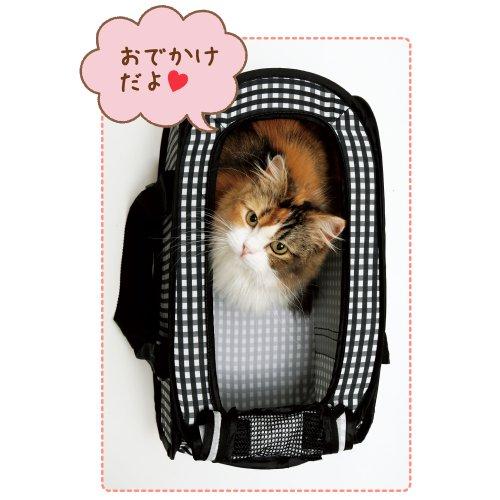 猫壱『ポータブルキャリー』