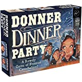 Chronicle Books Donner Dinner Party: A Rowdy Game of Frontier Cannibalism! (Weird Games for Parties, Wild West Frontier Game)