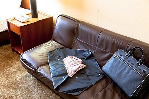 アトリエヌウ『RAISON(レゾン)ワイシャツケース旅行・出張用』