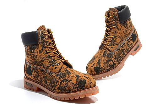 Timberland ティンバーランド ブーツ メンズ 10083 動物園 6INCHI 6インチ プレミアム ブーツ JUNIOR ヘルコア レザー 6inch Boot 防水 (US9.0-27.0cm) [並行輸入品]