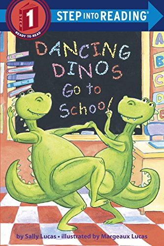 Dancing Dinos Go to School (Step into Reading)の詳細を見る