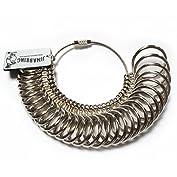 ジナブリング (JINA BRING) オリジナル 指輪ゲージ リングゲージ 1号から28号まで サ...