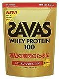 ザバス(SAVAS) ホエイプロテイン100 ココア味 1kg
