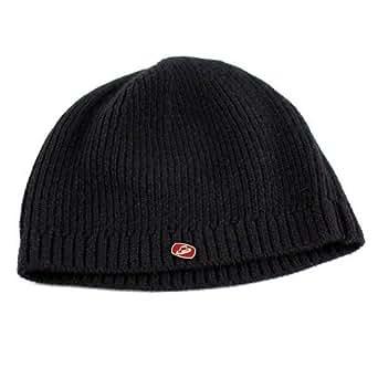 帽子 メンズ ニット帽/ボルサリーノ/カシミヤ ニットワッチ/高級カシミヤ素材/ブランド Borsalino/ブラック/黒