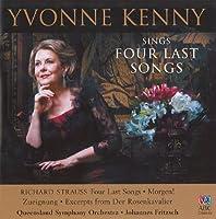 Yvonne Kenny Sings Four Last Songs