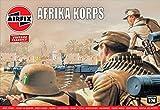 エアフィックス 1/76 第二次世界大戦 ドイツアフリカ軍団兵 プラモデル X-0711V