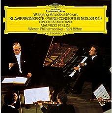 モーツァルト:ピアノ協奏曲第19番&第23番
