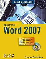 Word 2007 (Manual Imprescindible/ Essential Manual)