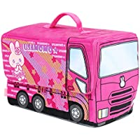 マザーガーデン Mother garden うさももドール プチマスコット用 アイドルステージトラック 収納バッグ お人形遊び きせかえ ドール 着せ替え服