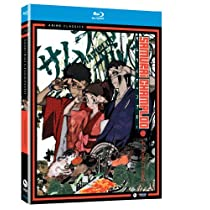 サムライチャンプルー Blu-ray BOX (PS3再生・日本語音声可) (北米版)