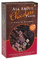 All About... Chocolate Puzzle (Cafe Series) 1,000-Pc. [並行輸入品]