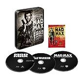 マッドマックス トリロジー スチールブック仕様ブルーレイ(3枚組)(初回限定生産) [Blu-ray]