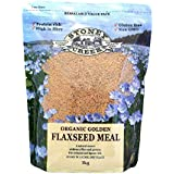 Stoney Creek Organic Golden Flaxseed Meal, x