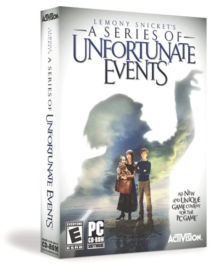 岸ロードされた全体にLemony Snicket: A Series of Unfortunate Events (輸入版)