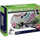 Famemaster 4D Scorpion Anatomy Model [並行輸入品]