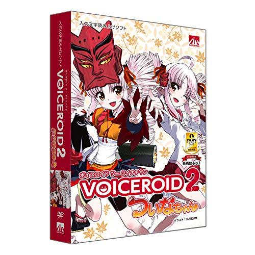 VOICEROID2 ついなちゃん