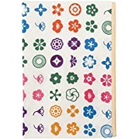 プレーリー A4ファイルカバー 花紋様 TFA-1508