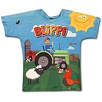 BLIPPI LLC Child Tractor Shirt for Kids by Blippi