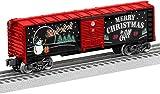 Lionel 2019 クリスマス エレクトリック Oゲージ モデル 列車 ボックスカー