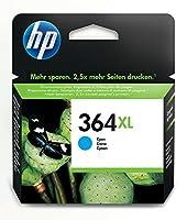HP 364XL - プリントカートリッジ - 1 xシアン - 750ページ