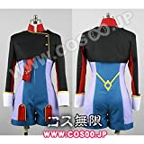 [cospay]マクロスF風クラン・クラン風コスプレ衣装 Macross Frontier風Klan Klang S.M.S風Cosplay Costume