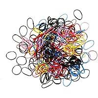 開始新しいゴムカチューシャヘアロープポニーテールゴム三つ編みヘアバンド500pcs /ロット